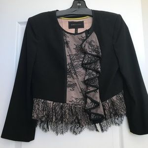 BCBG Lace jacket, size S